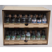 Two Drawer Unit for 33mm Bottles