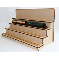 Rail Display Stand - 60cm OO/EM/P4