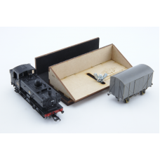 Rail Maintenance Stand - 4mm/00 - Small