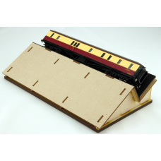 Rolling Stock Painting and Weathering Stand - 4mm - OO/HO